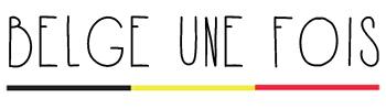 Logo Belge une fois