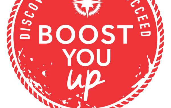Logo Boost You Up