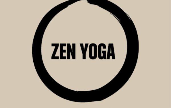 Logo ZEN YOGA