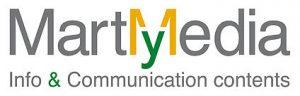 Marty Media logo